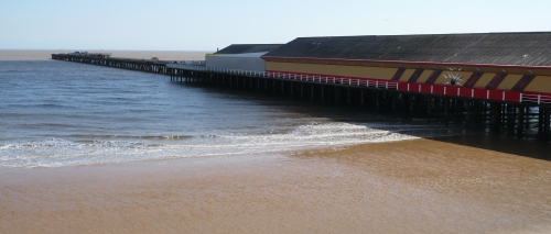 Walton on the Naze Pier