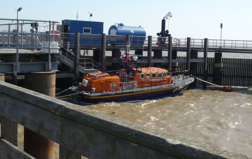 Walton and Frinton lifeboat